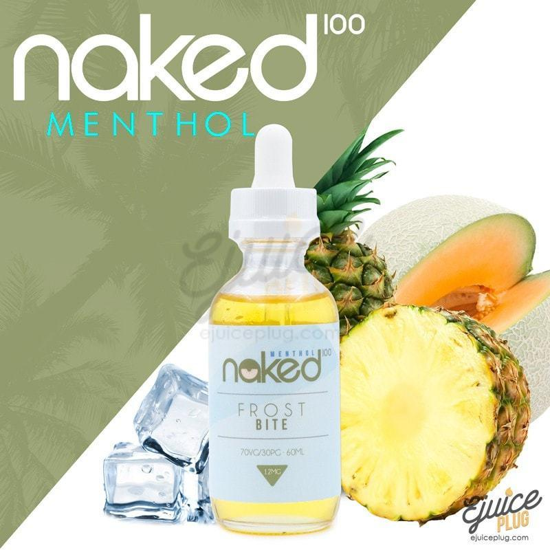 Naked100,- Polar Breeze (Formally Frostbite) by Naked 100 60ml E-Liquid - E-Juice Plug