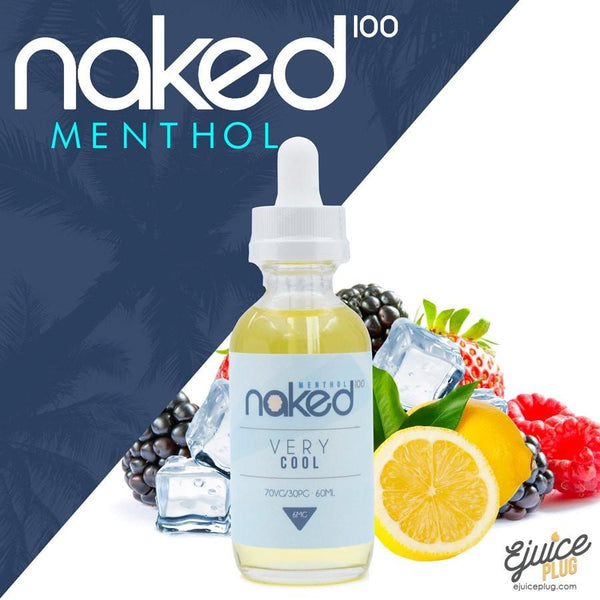 Very Cool by Naked 100 60ml E-Liquid