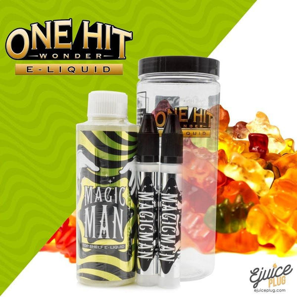 One Hit Wonder,- MAGIC MAN ONE HIT WONDER 180ML - E-Juice Plug