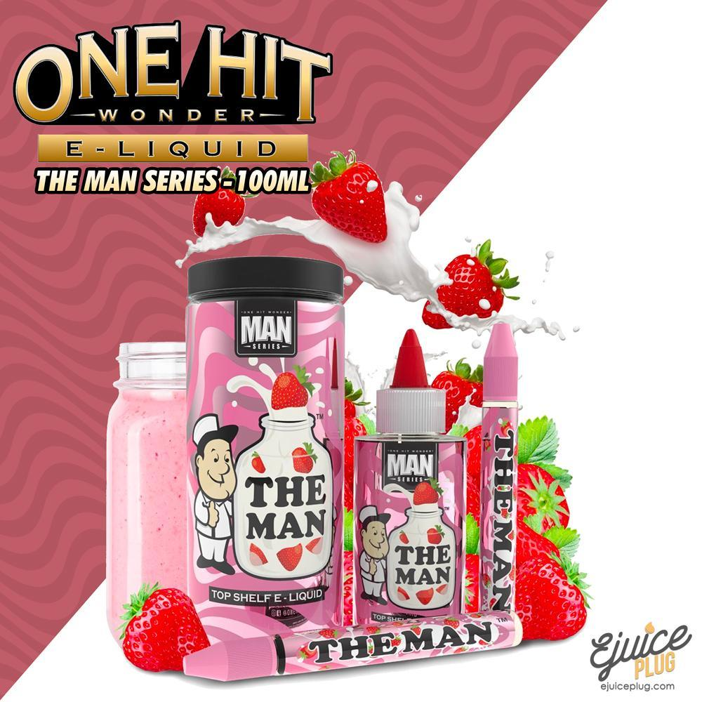 The Man 100ML by One Hit Wonder E-Liquid