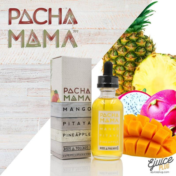 Pacha Mama,- Mango Pitaya Pineapple Ejuice By PACHAMAMA 30ml - E-Juice Plug