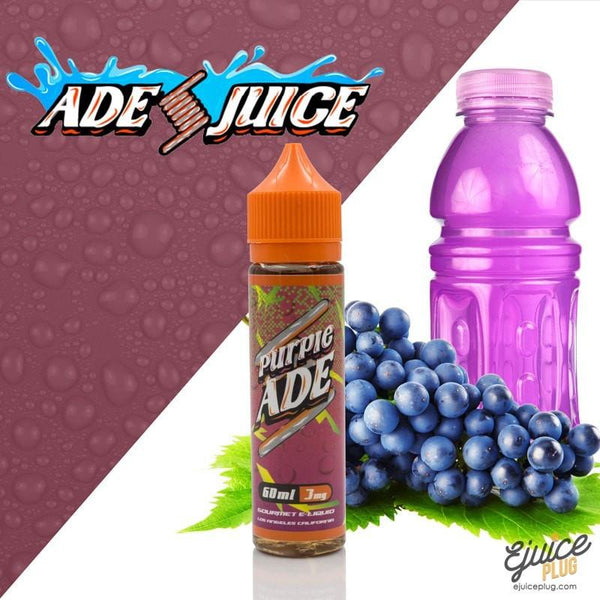 ADE VAPE,- Purple ADE by ADE Juice - 60ml - E-Juice Plug