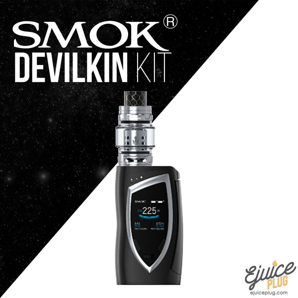 SMOK,- Devilkin 225W with TFV12 Prince Tank By SmokTech - E-Juice Plug
