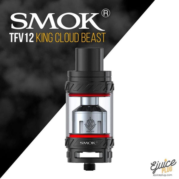 SMOK,- SMOK TFV12 Cloud Beast King Tank - E-Juice Plug
