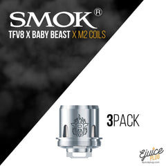 Smok Baby Beast Brother X Replacement Coil - 3 Pack