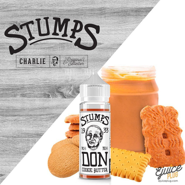 Stumps,- Don by Stumps Charlie's Chalk Dust - E-Juice Plug