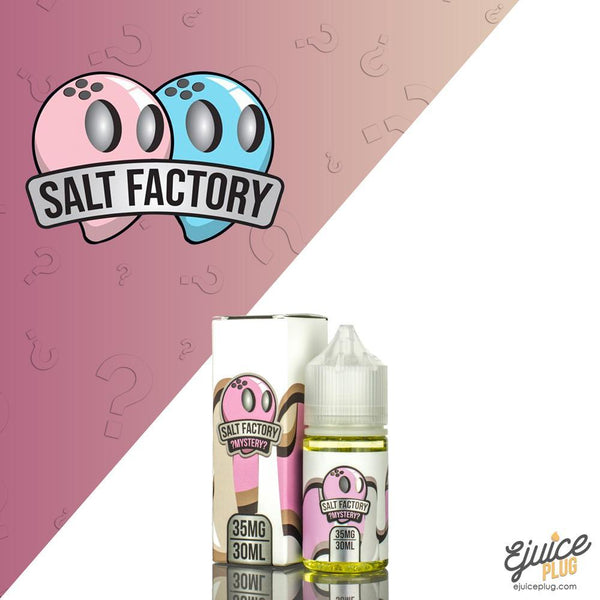Salt Factory,- ?Mystery? by Salt Factory - E-Juice Plug