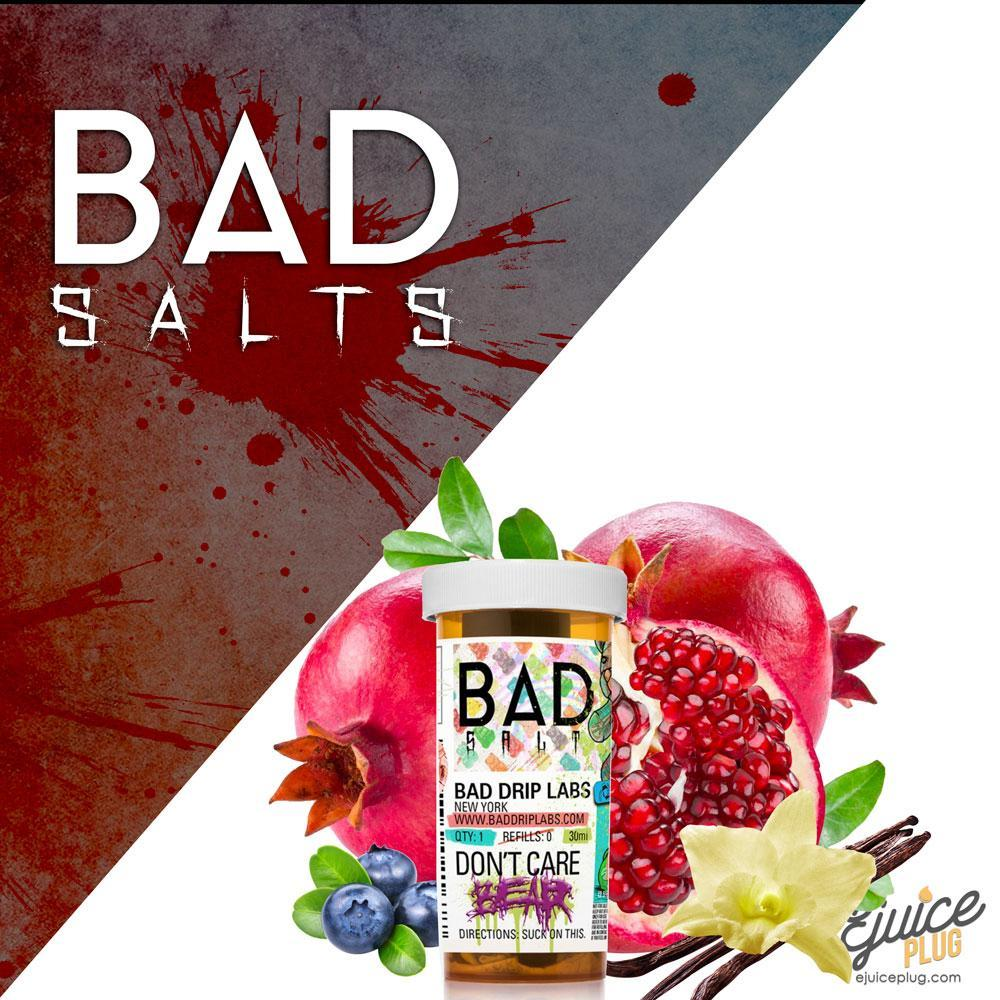Bad Drips E-Liquid,- BAD BLOOD SALT By BAD DRIP - E-Juice Plug