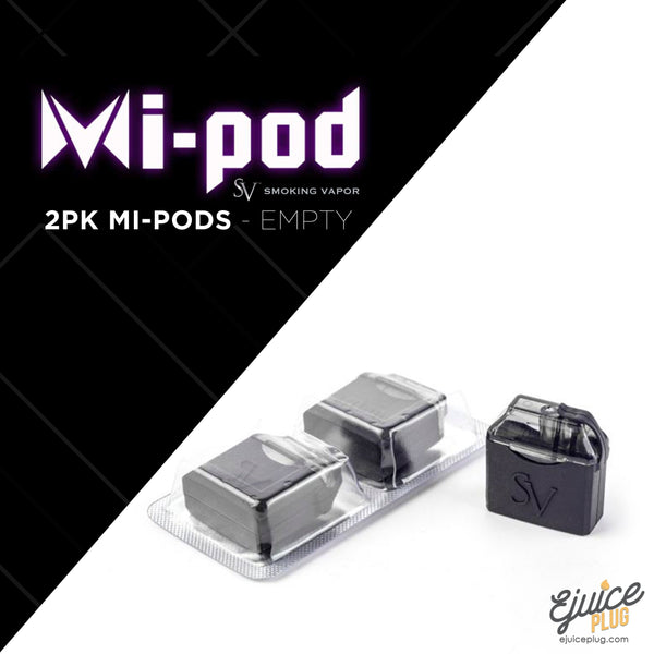Mi-Pod Refillable Cartridges