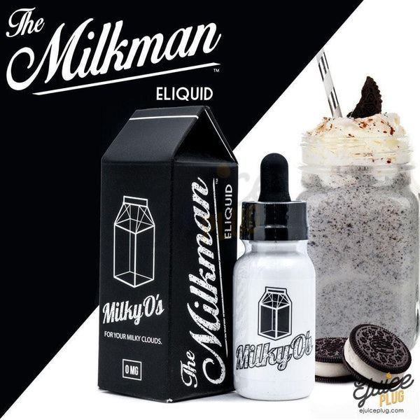 The Milk Man,- Milky O's by The Milk Man E-Liquid - E-Juice Plug