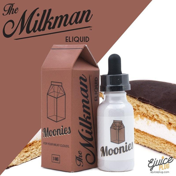 The Milk Man,- Moonies by The Milk Man E-Liquid - E-Juice Plug