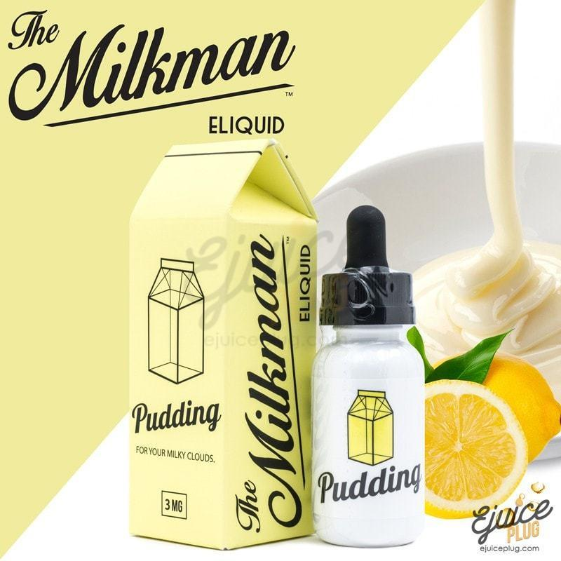 The Milk Man,- Pudding by The Milk Man E-Liquid - E-Juice Plug