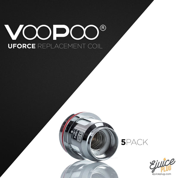 VooPoo Uforce Replacement Coil (0.4 Ohm Coil)