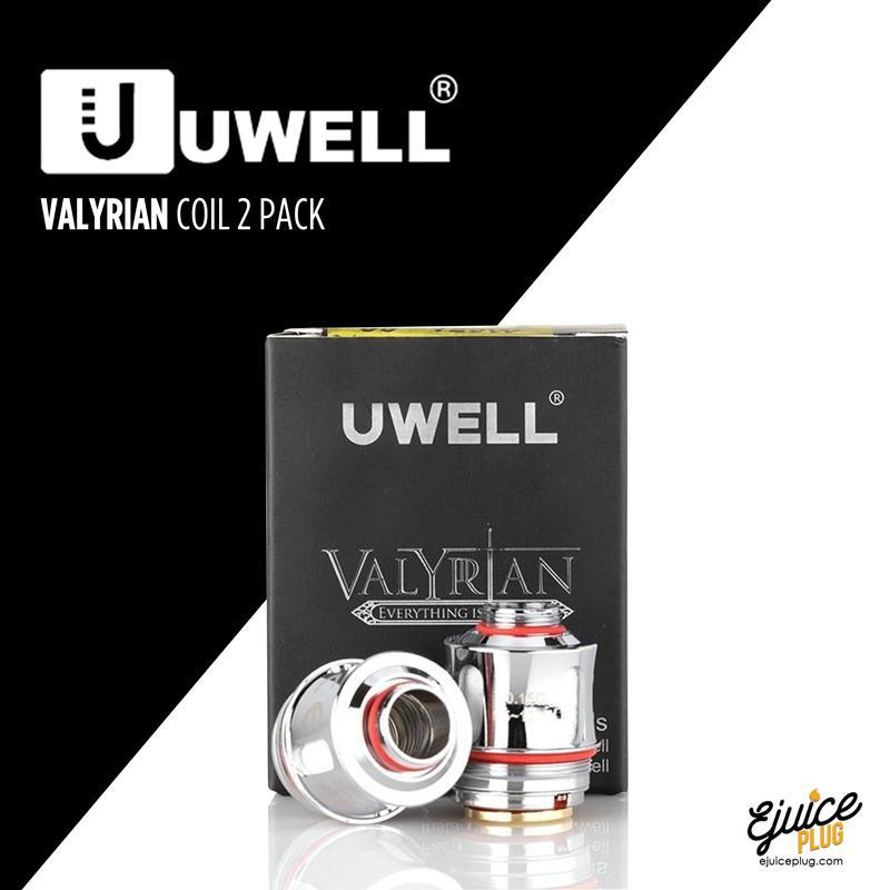 Valyrian 0.15 Ohms Replacement Coils by Uwell