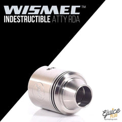 WISMEC,- WISMEC INDESTRUCTIBLE ATTY RDA - E-Juice Plug