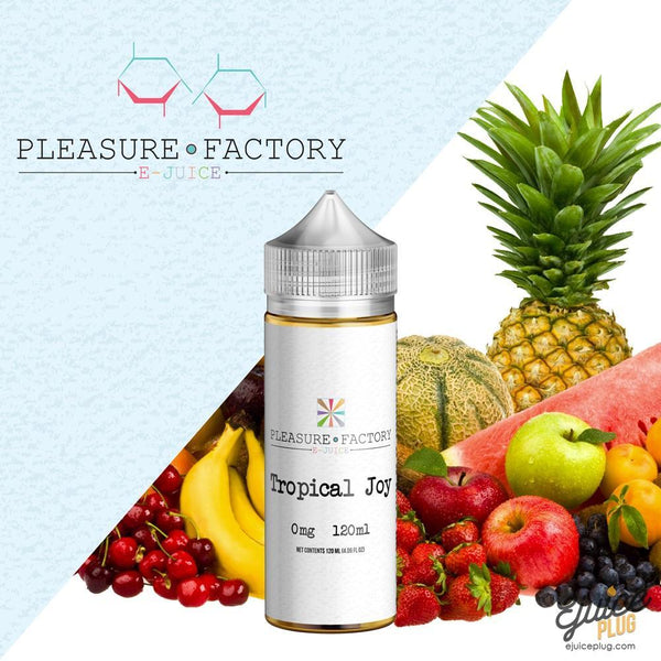 Tropical Joy by Pleasure Factory 120ml