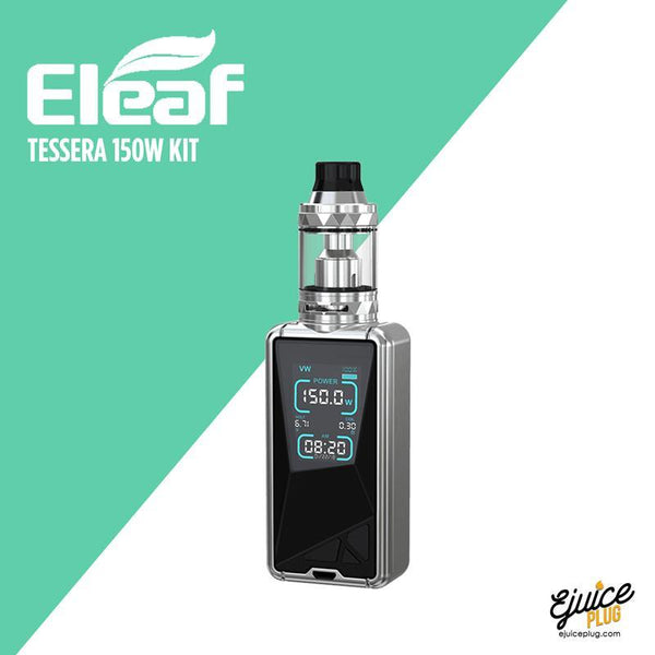 Eleaf,- Eleaf Tessera 150W Kit - E-Juice Plug