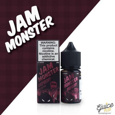 Jam Monster Salt Nic