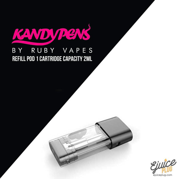 Rubi,- KandyPen Replacement Pods (single) - E-Juice Plug