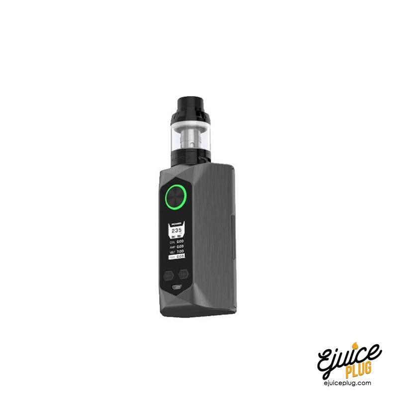 GeekVape,- GeekVape Blade 235W TC KIT with Aero Tank - E-Juice Plug
