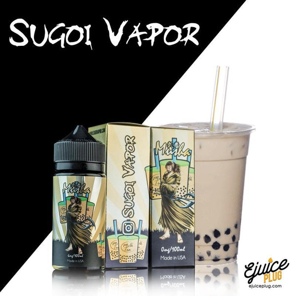 Sugoi Vapor,- Musha by Sugoi Vapor 100ml - E-Juice Plug