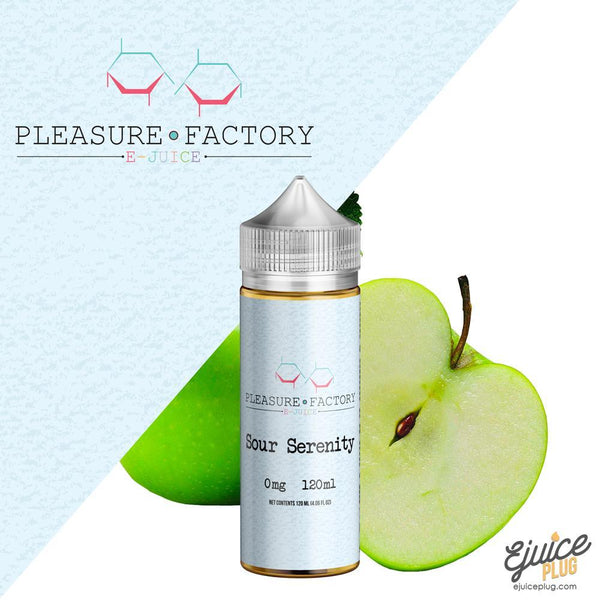 Sour Serenity by Pleasure Factory 120ml