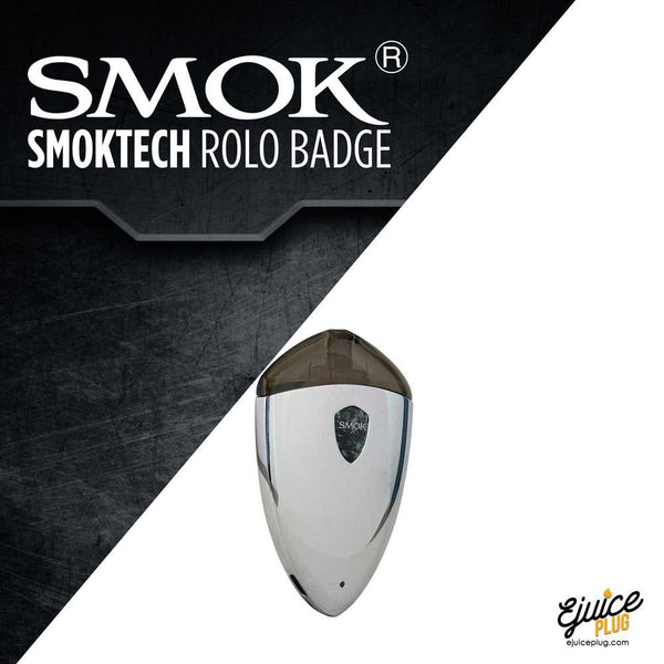 SMOK,- Rolo Badge Ultra Portable System by Smok - E-Juice Plug