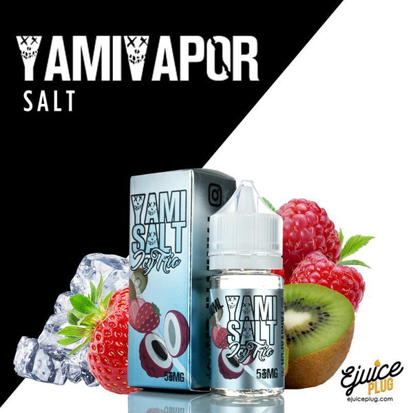 Icy Trio Salt Nic by Yami Vapor 30ml