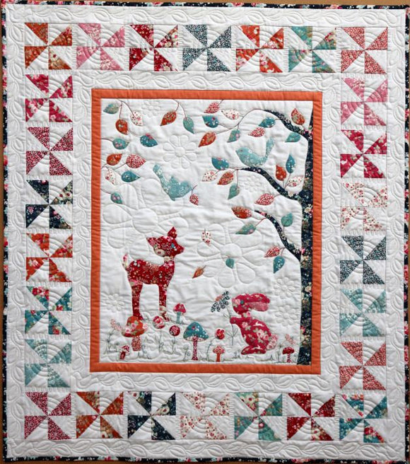 Sleepy Hollow Quilt Pattern