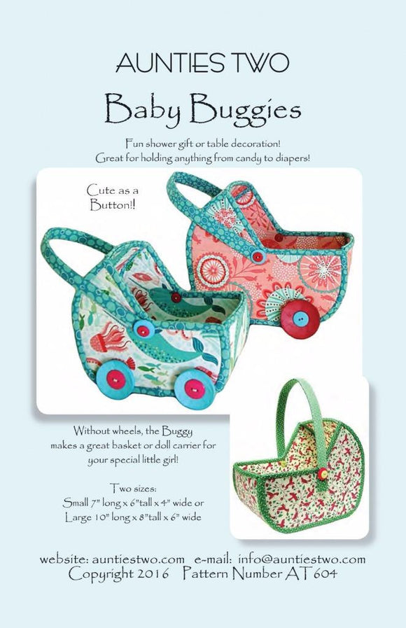 Baby Buggies Pattern