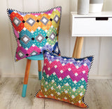 Bejeweled Cushions & EPP Papers