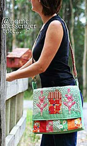 Messenger Tote Bag Pattern