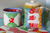 Stitching Bliss Pattern...a sewing set for your sewing room