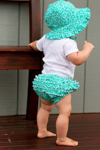 Summer Carnival Baby Hat and Bloomers Pattern