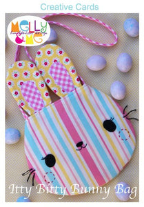Itty Bitty Bunny Bag Creative Card