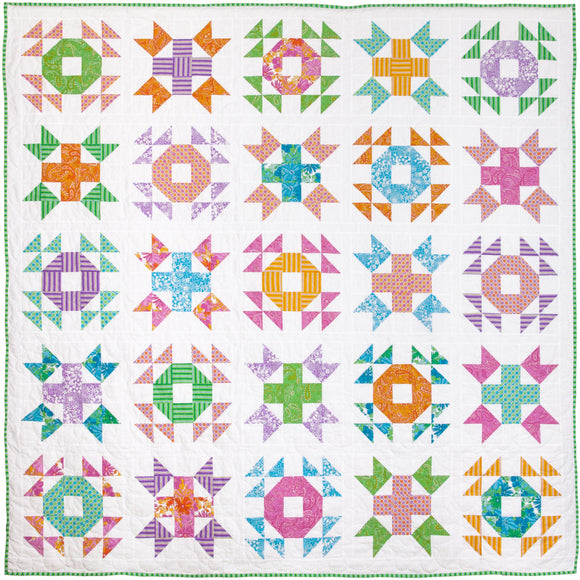 Fruit Tingle Quilt Pattern