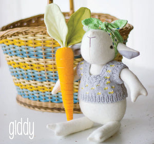 Giddy Sewing Pattern