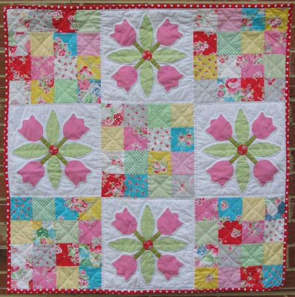 In Bloom Quilt Pattern