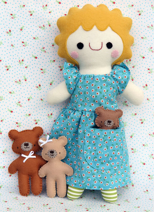 Goldilocks and the Three Bears Pattern