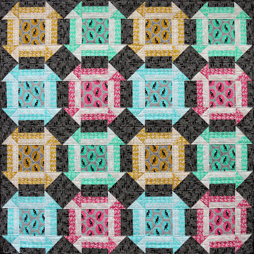 Melways Quilt Pattern