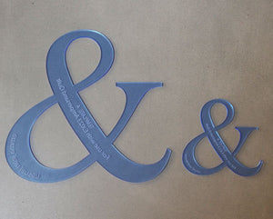 Ampersand Template