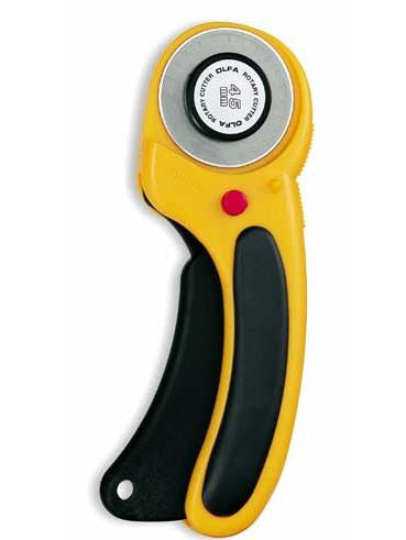 Ergonomic 45mm Rotary Cutter - OLFA