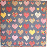 Kiss Chasey Quilt Pattern