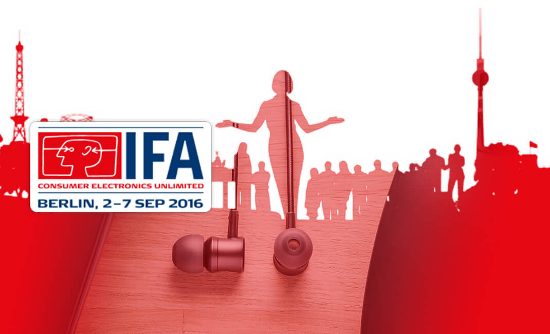 See you at IFA Berlin 2016