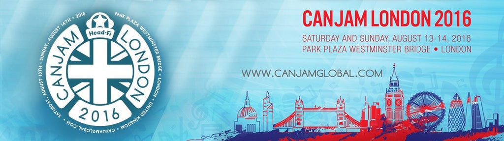 The CanJam London 2016 experience