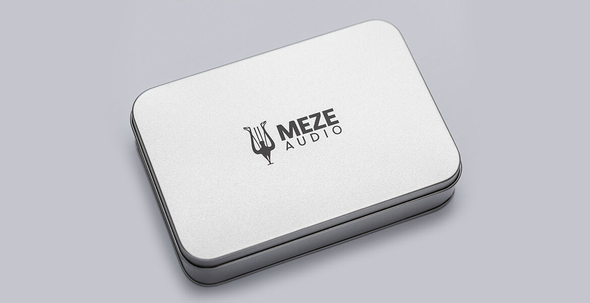 meze cable case
