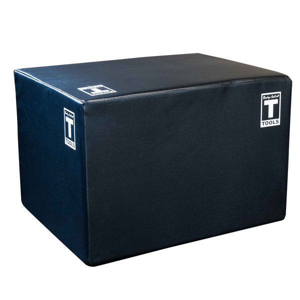 Body Solid Tools Soft-Sided Plyo Box BSTSPBOX