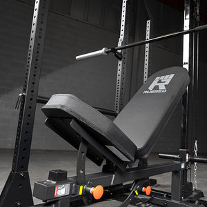 Rugged Flat / Incline Bench Y001