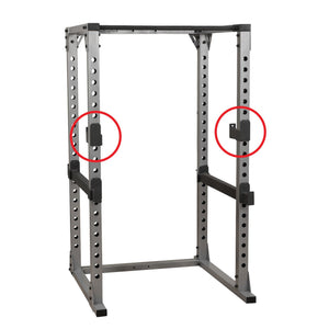 Body-Solid Lift Offs für GPR378 Power Rack LO378
