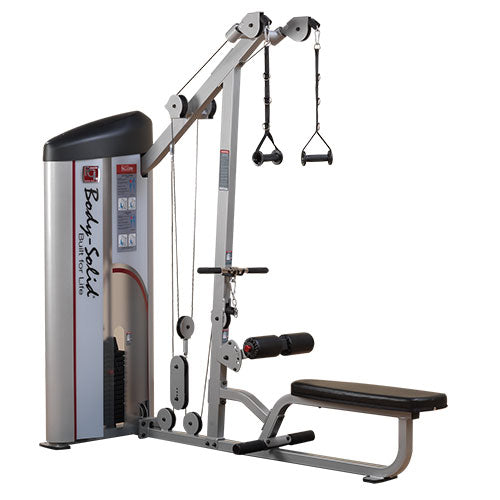 Pro ClubLine Series II Lat Pulldown & Seated Row S2LAT